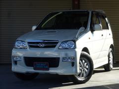 テリオスキッドカスタムL 4WD ターボ 5速マニュアル