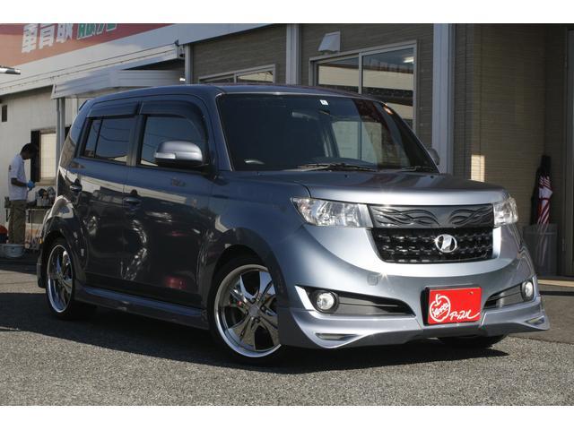 トヨタ Z エアロパッケージ 社外HDDナビ 社外アルミ ローダウン
