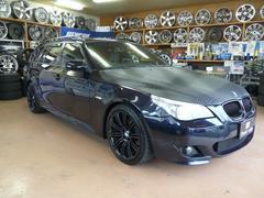 BMW525iツーリング Mスポーツパッケージ19AW 外マフラー