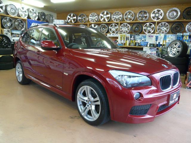 BMW X1 sDrive 18i Mスポーツ ワンオーナー HD...