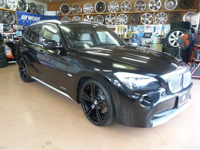 BMW X1 xDrive 25i 4WD arc車高調 20AW...