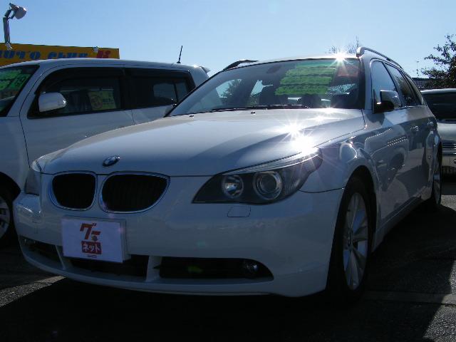 BMW 5シリーズ 525iツーリングハイラインパッケージ ディー...