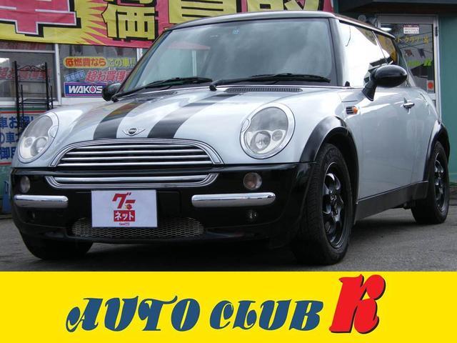 MINI MINI クーパー 革シート シートヒーター ETC キ...