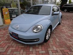 VW ザ・ビートルデザイン ICターボ 純正ナビ フルセグTV