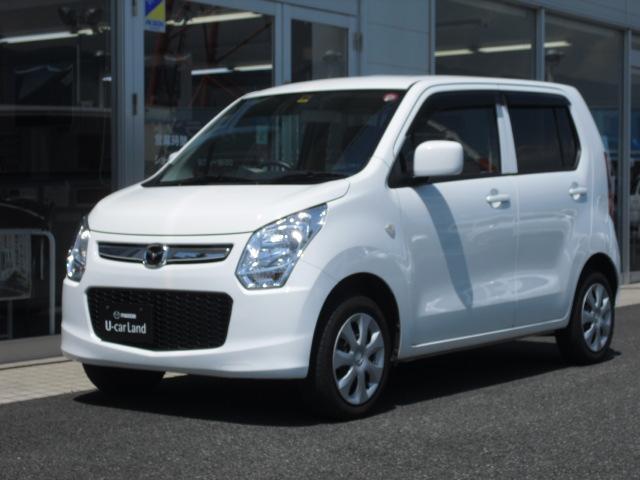 マツダ フレア XG 5MT CD オートエアコン (車検整備付)