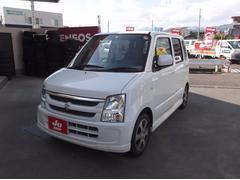ワゴンRFX−Sリミテッド スマートキー ETC車載器