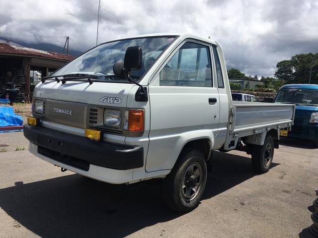 トヨタ 4WD