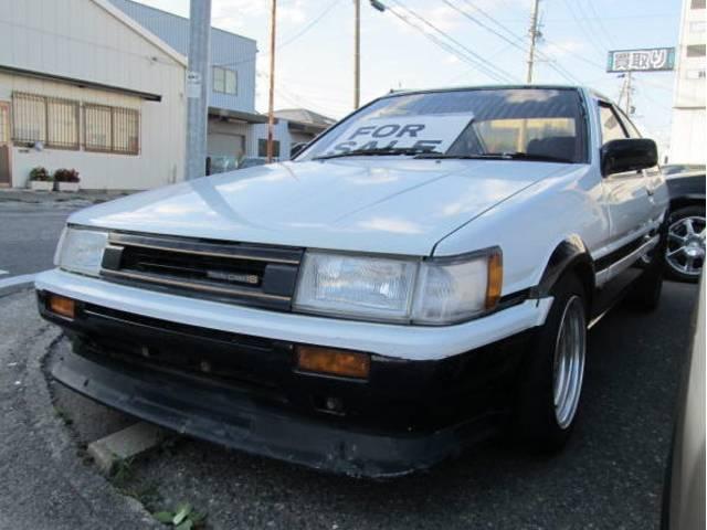トヨタ GT APEX