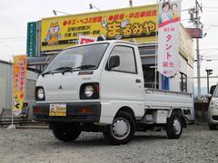 ミニキャブトラックTD 営農 4WD ラジオ 三方開 4速MT