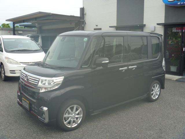 ダイハツ タント カスタムX SAII 4WD車 (検31.1)