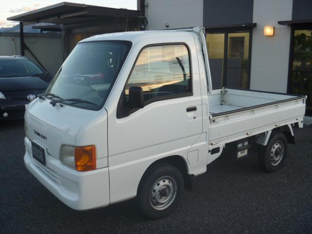スバル サンバートラック ベースグレード (車検整備付)