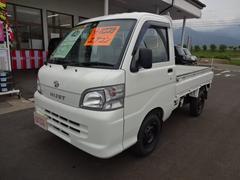 ハイゼットトラックエアコン・パワステ スペシャル 4WD 5速マニュアル CD