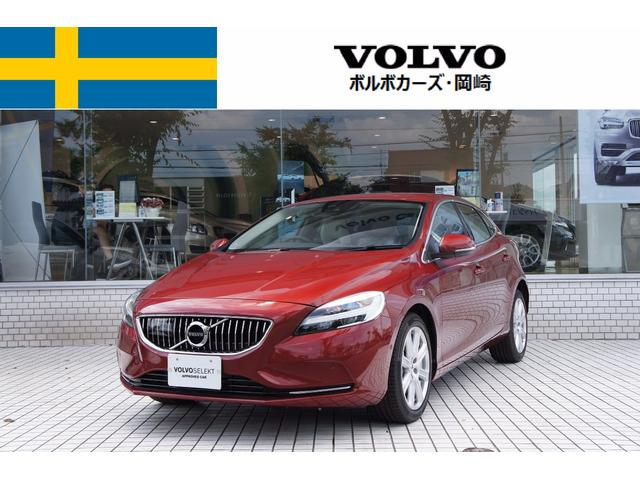V40(ボルボ) D4 インスクリプション 中古車画像