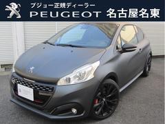 プジョー 208GTi byプジョースポール 元試乗車 新車保証継承