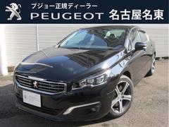 プジョー 508GT ブルーHDi 元試乗車 純正ナビ 新車保証継承