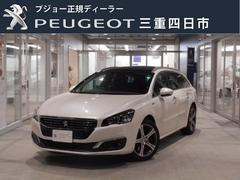 プジョー 508SW GT ブルーHDi 元試乗車 新車保証継承