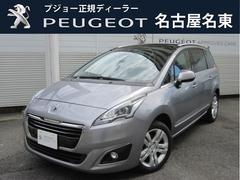 プジョー 5008シエロ 6AT クルコン キセノン 新車保証継承