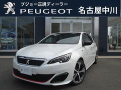 プジョー 308GTi250 byプジョースポール 新車保証継承 元試乗車