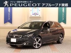 プジョー 308SW GTライン 新車保証継承 受注生産色