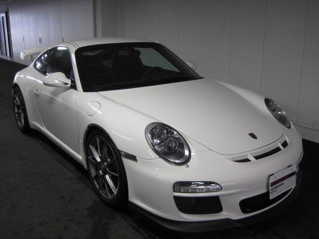 ポルシェ 911GT3 左ハンドル MT 希少後期モデル