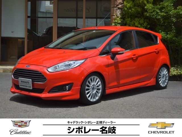 1.0 Eco Boost FORD正規ディーラー車