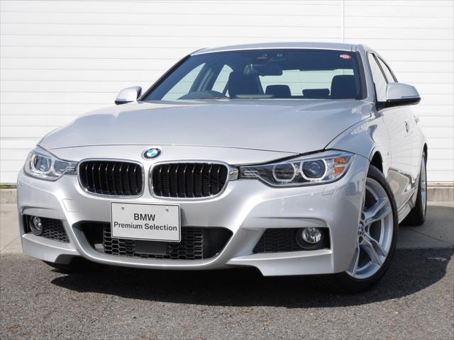 BMW 320i Mスポーツ 純ナビBカメラETCデモカー禁煙認定車