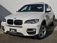 BMW X6xDrive 35i 1年AC1オナ禁煙認定車