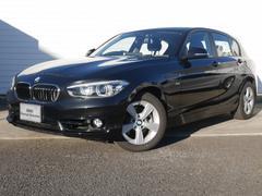 BMW118d スポーツ 2年BPSデモカー禁煙認定車