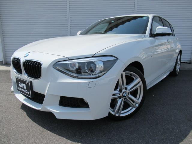 BMW 1シリーズ 116i Mスポーツ18AW1オーナー禁煙認定...