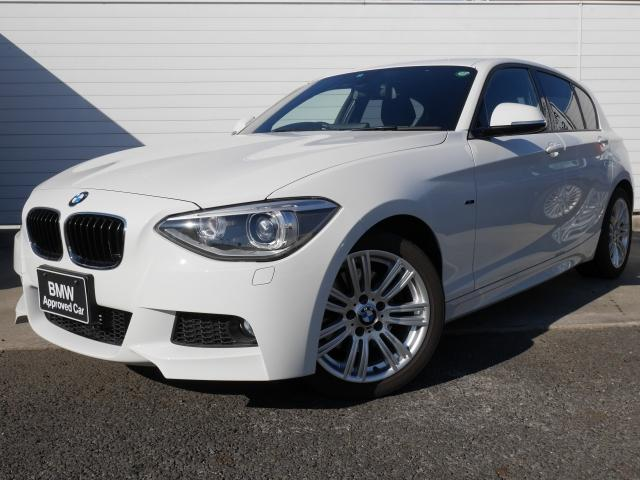BMW 1シリーズ 116i Mスポーツ 1年AC1オナ禁煙認定車...
