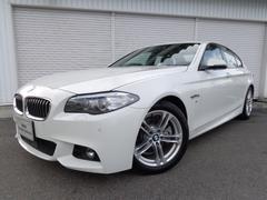 BMW523d Mスポーツ18AWガラスSRデモカー認定中古車