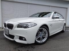 BMW523iツーリングMスポーツ18AWレーンディパーチャ