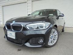 BMW118i Mスポーツ 2年BPSデモカー禁煙認定車