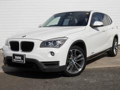 BMW X1sDrive 18i スポーツ 1年AC1オナ禁煙認定車
