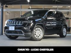 クライスラージープ グランドチェロキー2017年モデル リミテッド アダプティブクルーズ