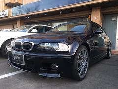 BMWM3クーペ SRレス 6速マニュアル