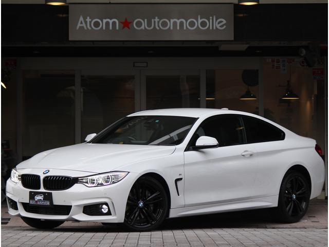 BMW 4シリーズ 435iクーペ Mスポーツ LEDヘッドライト...