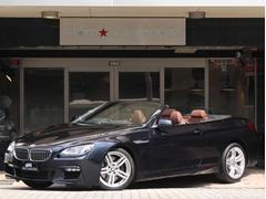 BMW640iカブリオレ 1オーナー アダプティブLEDヘッド
