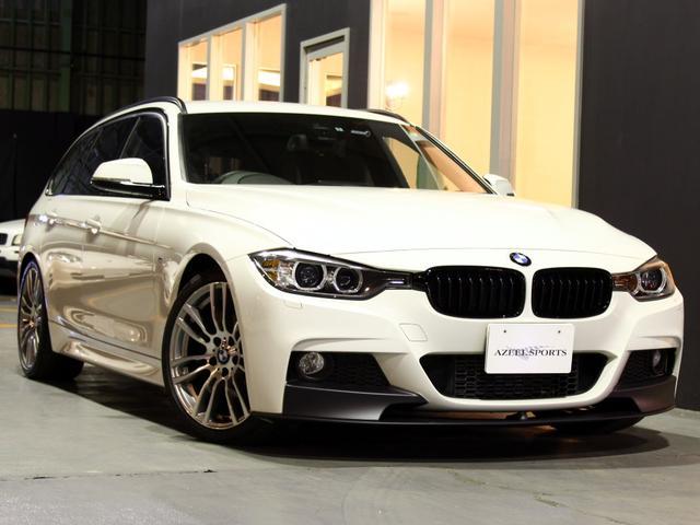 BMW 3シリーズ 320dツーリングMスポ パフォーマンスリップ...