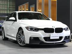 BMWアクティブハイブリッド3Mスポーツ 黒革 19AW 衝突回避