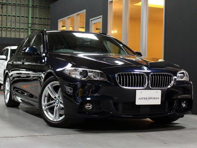 BMW 5シリーズ 523iツーリングMスポーツ後期 女性1オナ ...
