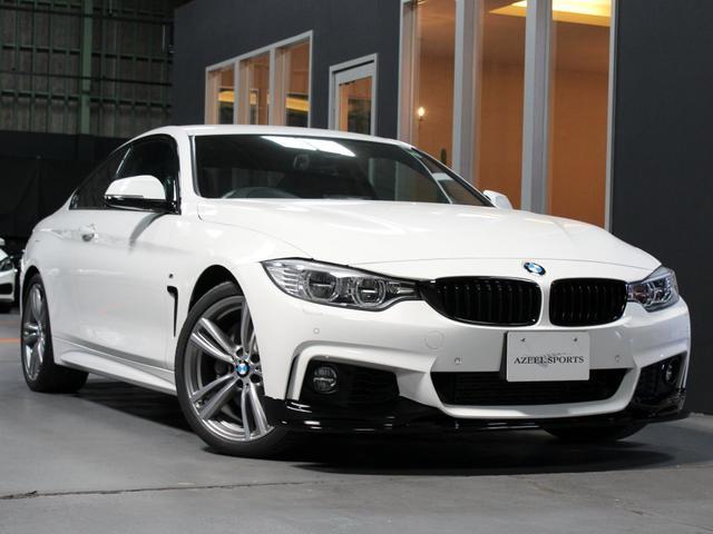 BMW 4シリーズ 435iクーペMスポーツ 1オナ フロントリッ...