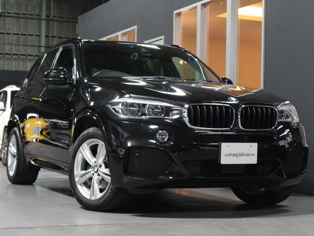 BMW X5 xDrive 35d Mスポーツ ACC パノラマS...