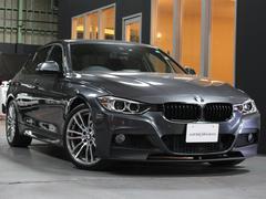 BMWアクティブハイブリッド3Mスポーツ OP19AW 黒革 禁煙