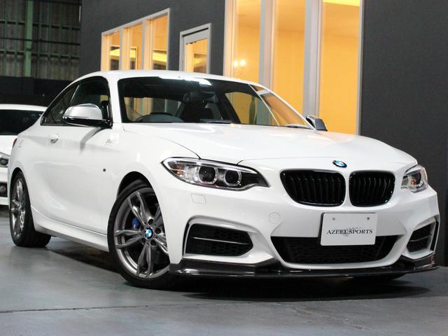 BMW M235iクーペ ビルシュタイン車高調 3DデザインFリップ