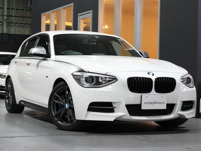 BMW 1シリーズ M135iパフォーマンスグリル 18AW 黒革...