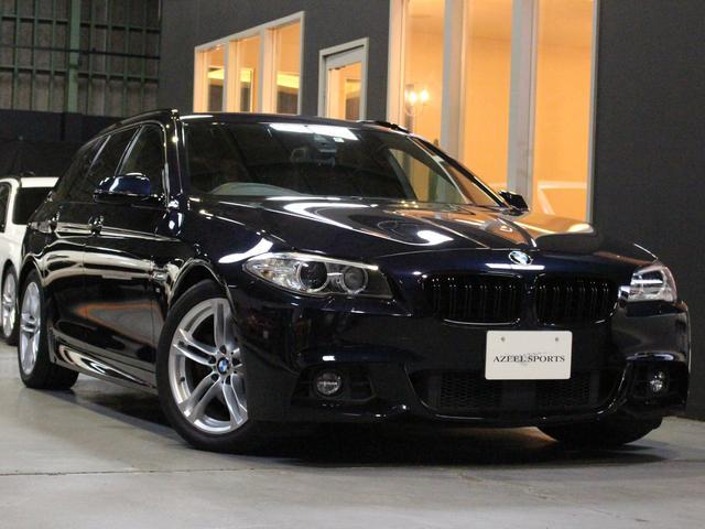 BMW 5シリーズ 523iツーリング Mスポーツ LCI後期 A...