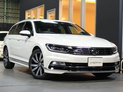 VW パサートヴァリアントTSI Rライン 16年モデル ACC  禁煙 メーカー保証