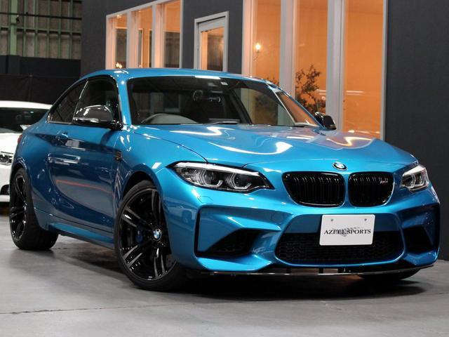 BMW M2 BASE GRADE   2017   BLUE   12,700 km   details - Japanese