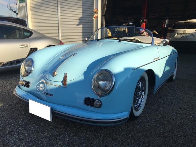 Porsche 356 356 Speedster Replica 1969 Light Blue 0